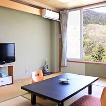 *客室例(筑波山側和室10畳)