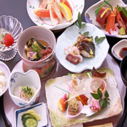*ご夕食一例(春季)