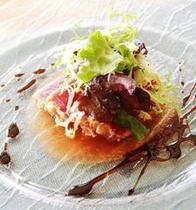 prego seared tuna