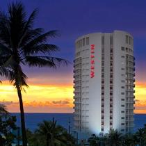 The Westin Resort Guam-外観(夜)