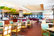 Pacific Star Cafe Dining Area