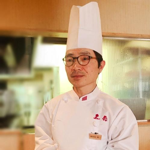 福別府料理長