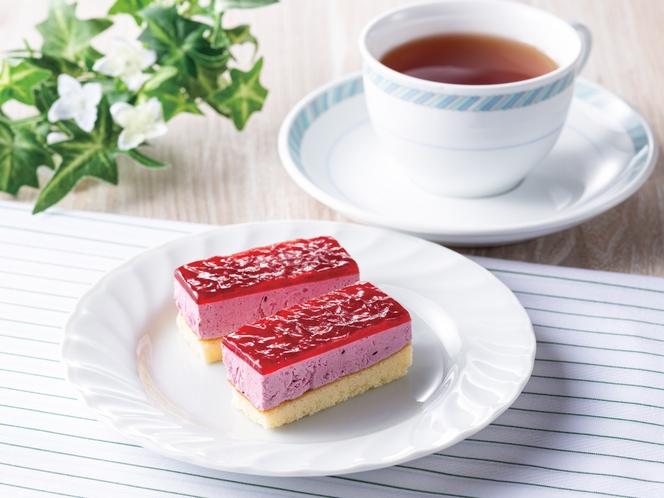 ハスカップケーキ
