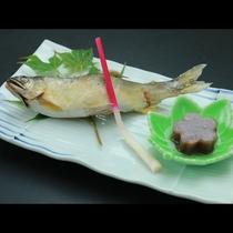 夕食は会津名物に舌鼓・・・