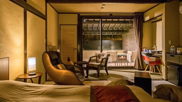 【露天風呂付客室】Dタイプ 和室10帖 ◆禁煙室