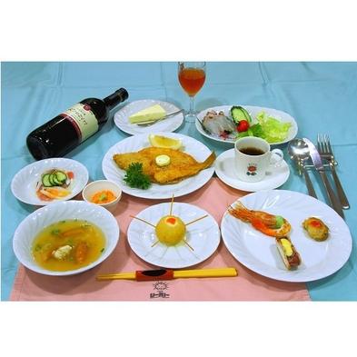 【★☆★☆★】礼文の味をたっぷりと♪1泊2食つきプラン★