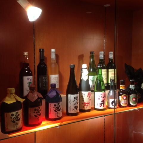 【茨城のお酒】ビール、日本酒、焼酎、ワイン、梅酒など茨城の美味しいお酒をご用意しております