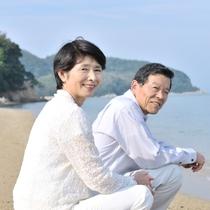 ご夫婦や気の合う仲間で温泉旅行♪お料理ひかえめで料金がお得な50歳以上限定プラン
