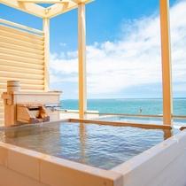 201 しおん-紫苑- 海の見える絶景の客室露天風呂