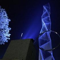 【水戸芸術館】当館から18km。コンサートホールと、劇場と美術館から成る芸術館