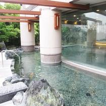 【露天風呂】3