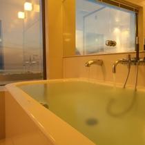 新館「いさりび」のお風呂