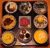 壱之膳(夕食)