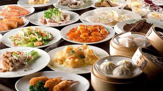 【期間限定×感謝価格】食のブライトンを満喫!中国料理「かかん」限定ディナーオーダーバイキング&朝食付