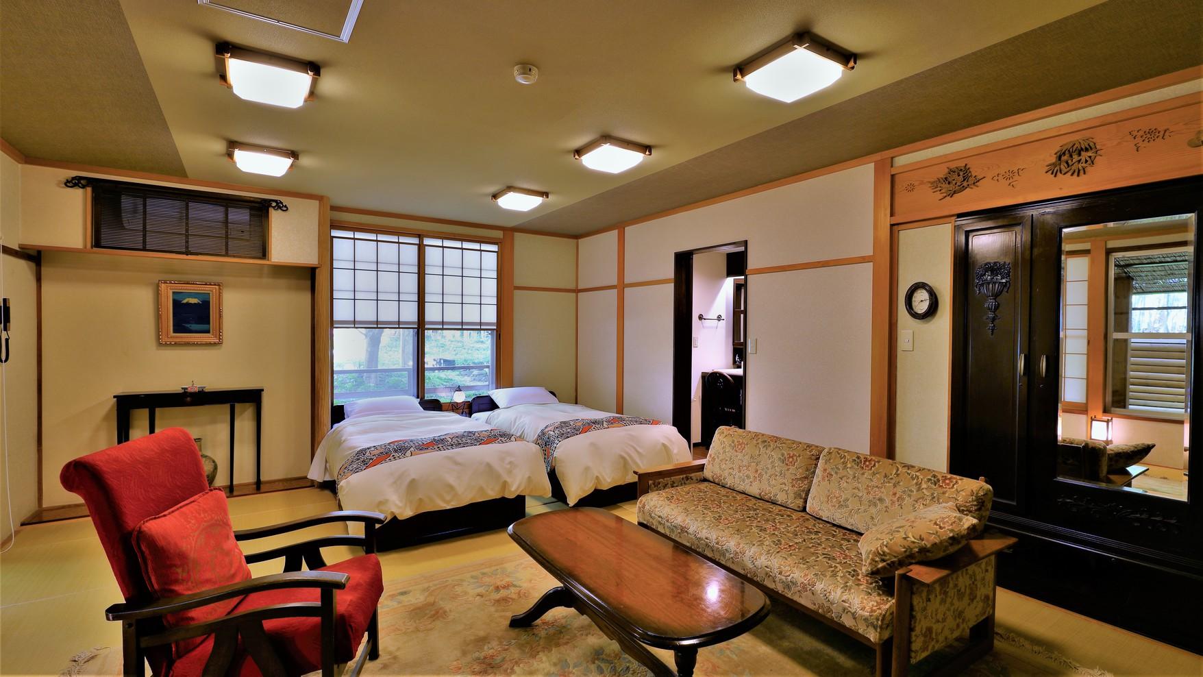 La room livingbedroom