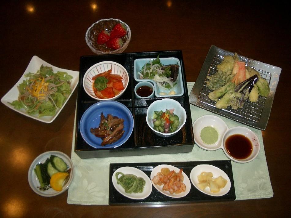 夕食(1)