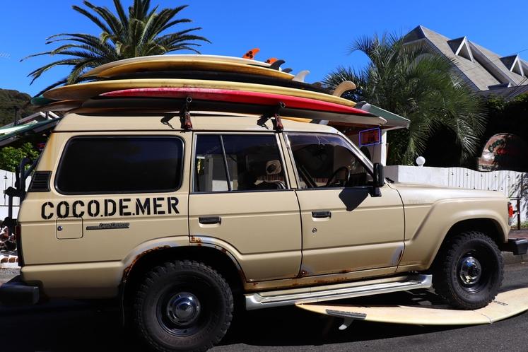 Coco De Mer Car
