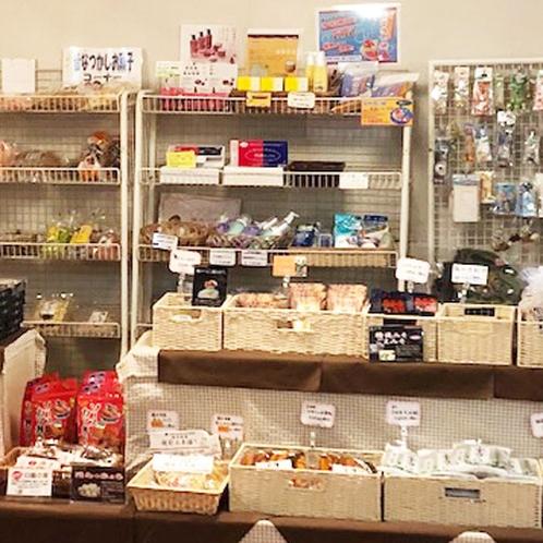 【売店】福井のお土産を取り揃えております。