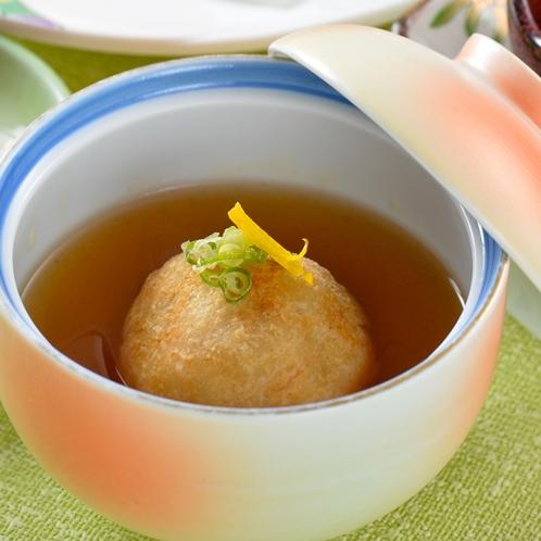 【お品書き(一例)】悠会席(煮物 または 冷鉢)