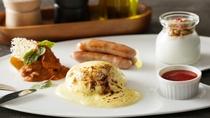 朝食 洋スタイル