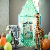 動物園デコレーション(お部屋は一例です)