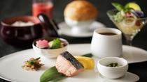 朝食 和スタイル