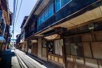 大崎上島、きのえ古い町並み
