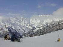 ウィンタースポーツ 007 冬・スノーボード(岩岳)