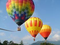 アクティビティ 005 夏・熱気球