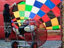 気球 係留フライト体験