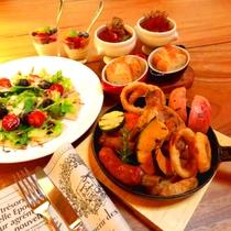 DINING & BAR LAVAROCK 夕食イメージ