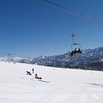 【冬】幅広・初中級にも◎な栂池スキー場(車20分)送迎なし・割引リフト券有
