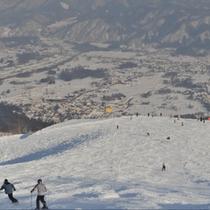 【冬】知名度も難易度ナンバーワン日本を代表する八方尾根スキー場(車10分)無料シャトル、割引リフト有