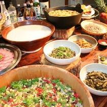 長野県の漬物消費量は全国屈指だそう。減塩な漬物は、発酵食品としても身体に良いと注目されているんです