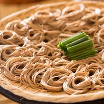 【夕食】信州といえば、そば。これは絶対に食べて欲しい1品です。
