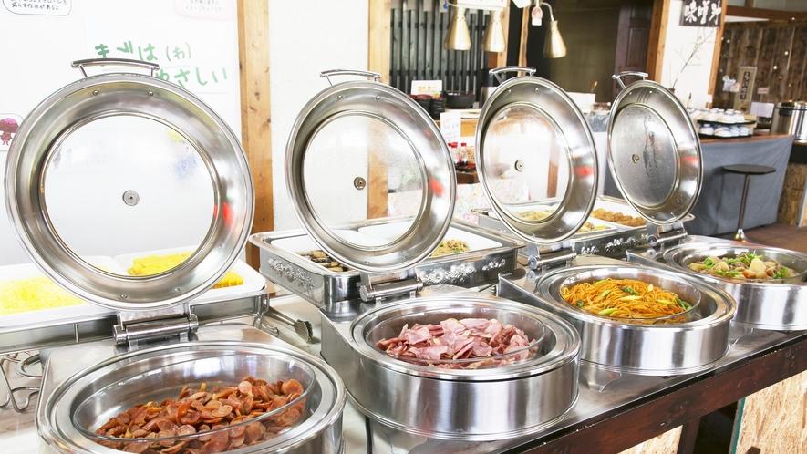 【朝食】さて今日はこれからどこに出かけよう?とりあえず腹ごしらえしましょう!