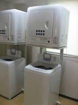洗濯機もご利用いただけます♪