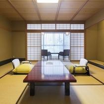 純和室12.5畳+ソファー付