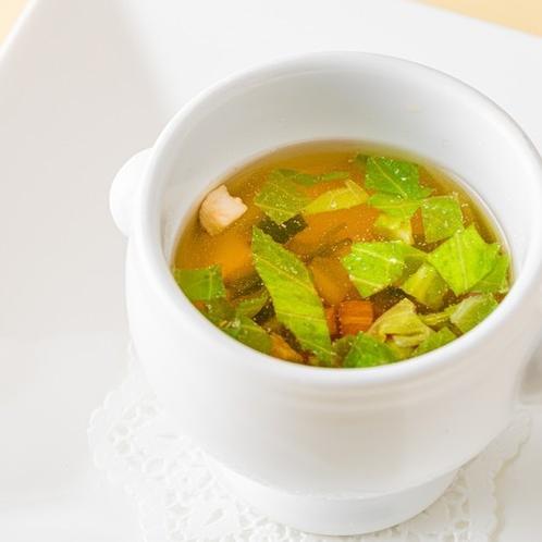 極スープ料理