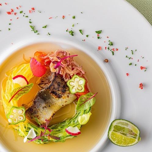 2020年度夏三昧魚料理①