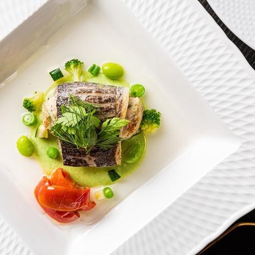 2019年度特選 魚料理