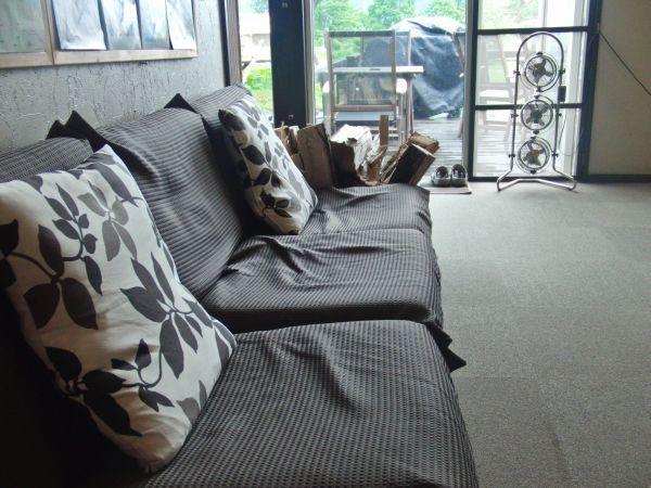 ロッジ ソファ椅子