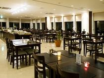 レストラン『サザンクロス』 営業時間:7:00〜9:00