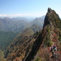 石鎚山(いしづちさん)