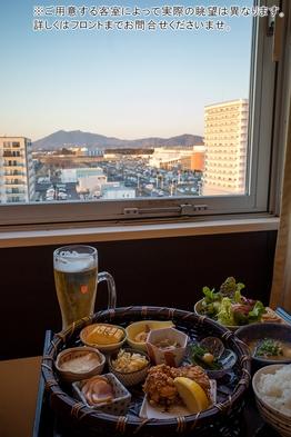ホテル客室で安心・優雅なお食事♪(素泊まり)