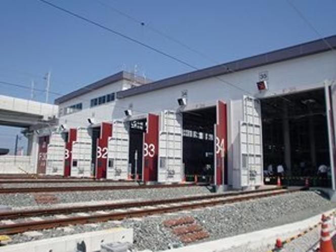 熊本総合車両基地