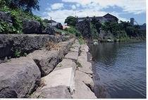川尻の船着場