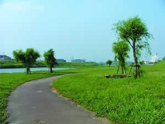 合志川河川公園