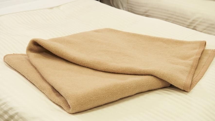 【毛布】貸出品