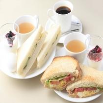 2階ルノアール軽朝食 2種類(イメージ)